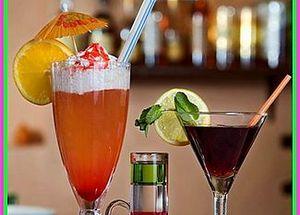 Напитки праздничного стола