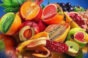 Как почистить экзотические фрукты