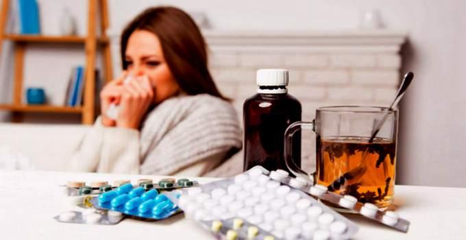 Профилактика гриппа, ОРЗ и простудных заболеваний