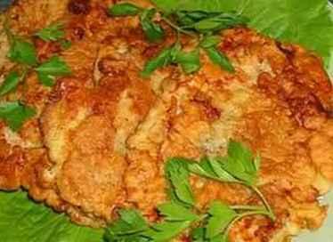 Пошаговый рецепт отбивных в кляре с фото и видео