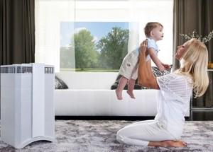 Очиститель воздуха для аллергика или астматика