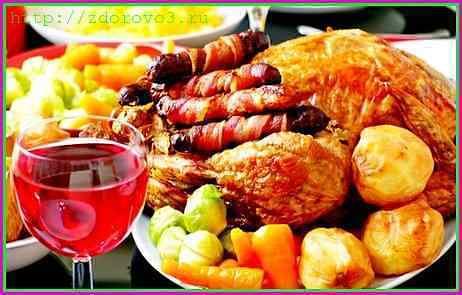 Главное блюдо на праздничном столе